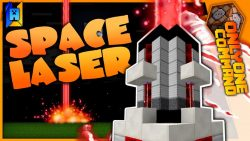 Space Laser Command Block