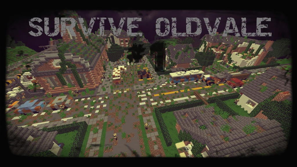 Survive Oldvale Map 1 12 2 1 12 For Minecraft 9minecraft Net