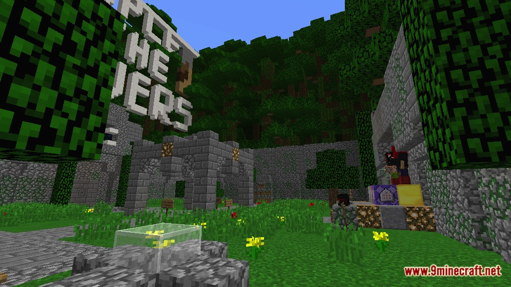 Temple Runner Minecraft Map Download 152