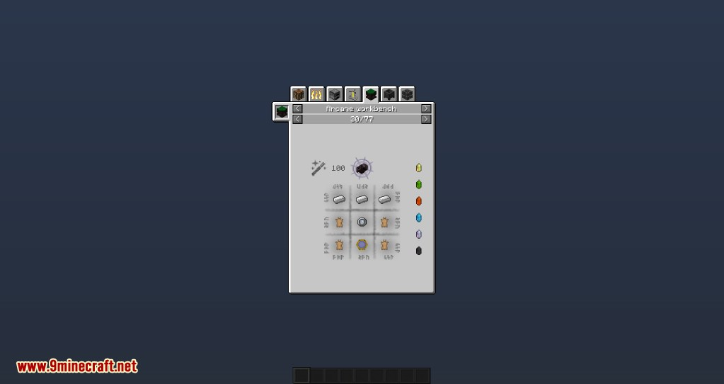 Thaumic JEI Mod Screenshots 1