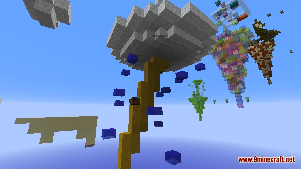 The Jump Parkour Map Screenshots 11