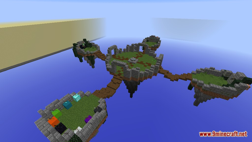 The Jump Parkour Map Screenshots 4