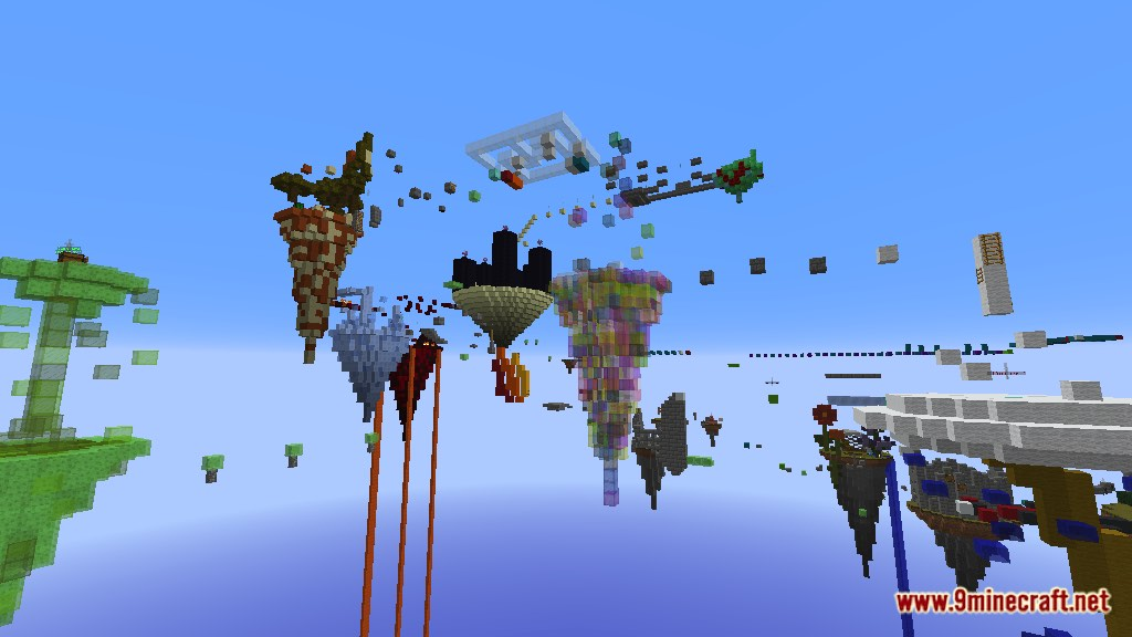 The Jump Parkour Map Screenshots 6