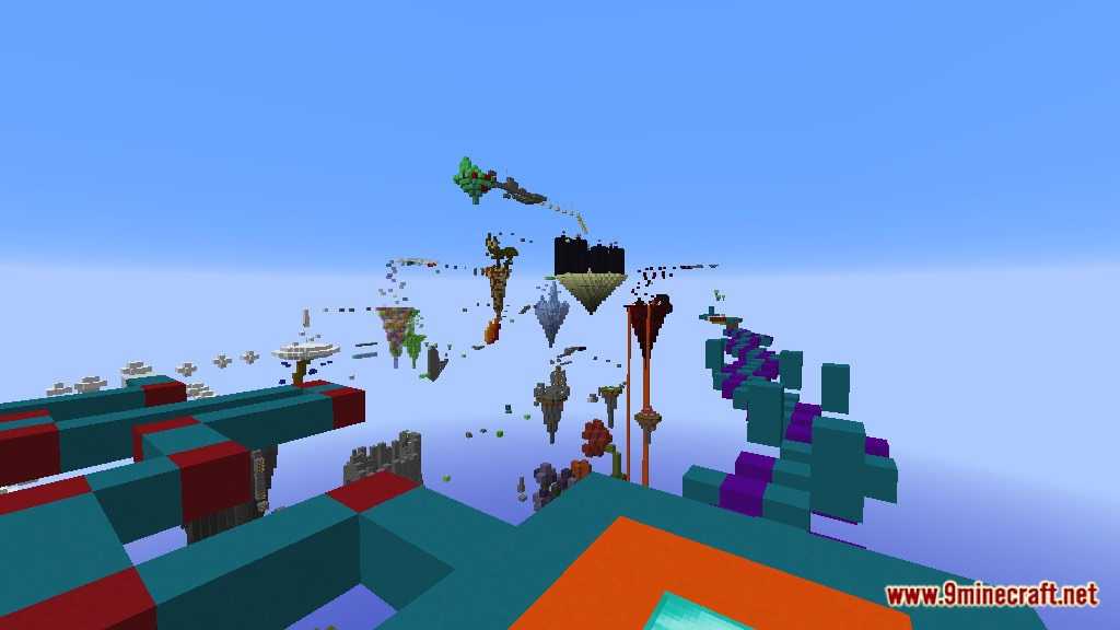 The Jump Parkour Map Screenshots 7
