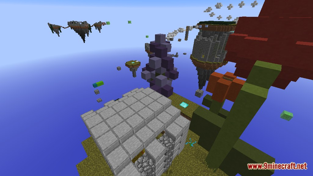The Jump Parkour Map Screenshots 9