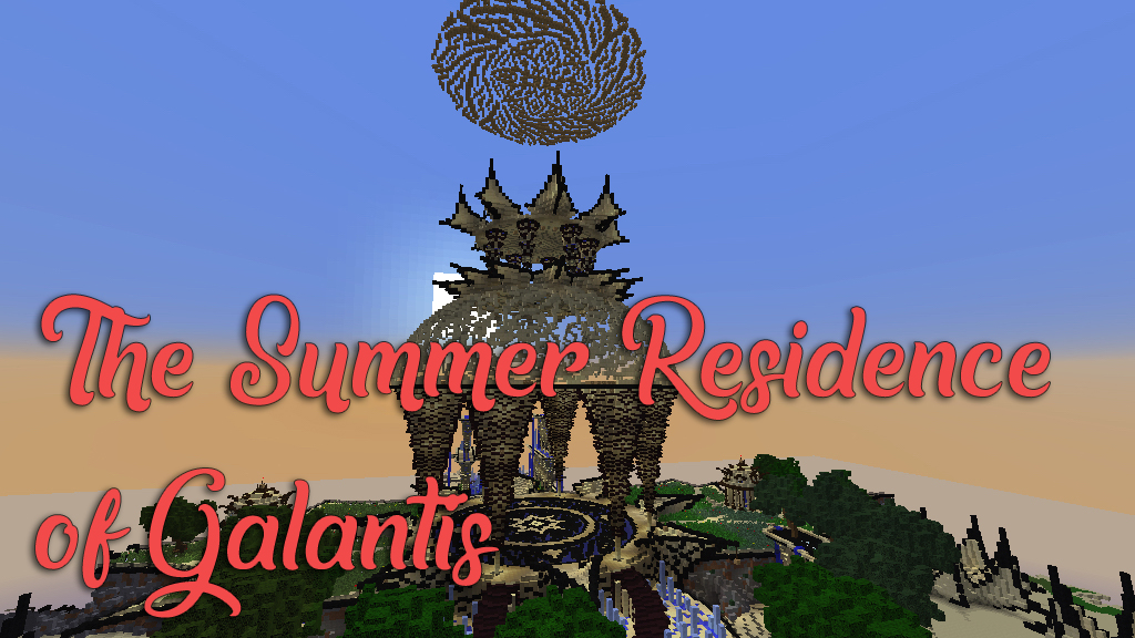 The Summer Residence of Galantis Map Thumbnail