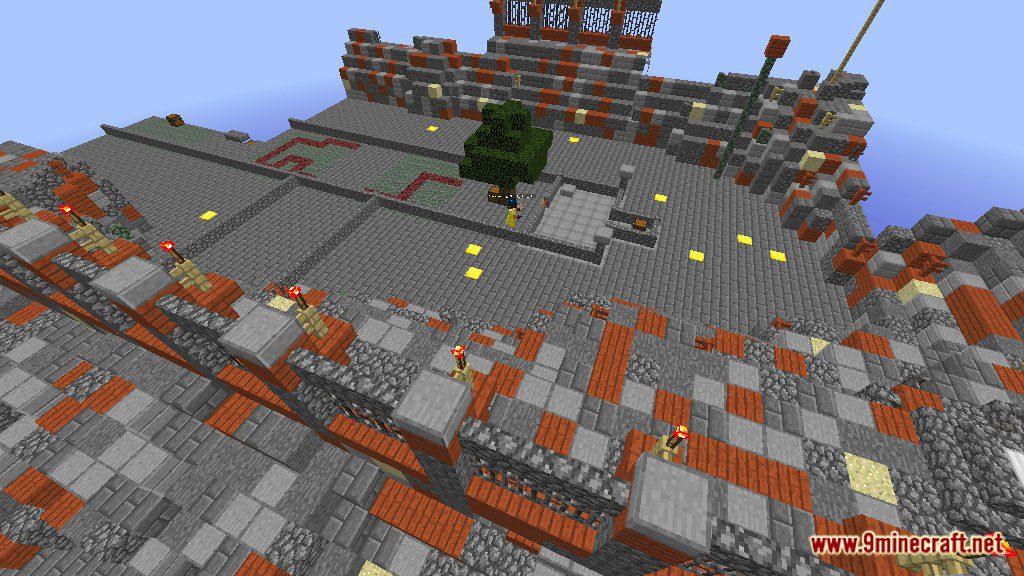 Unfair Prison Map Screenshots 1