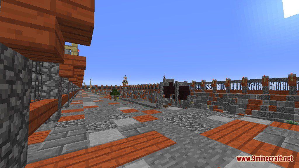Unfair Prison Map Screenshots 10