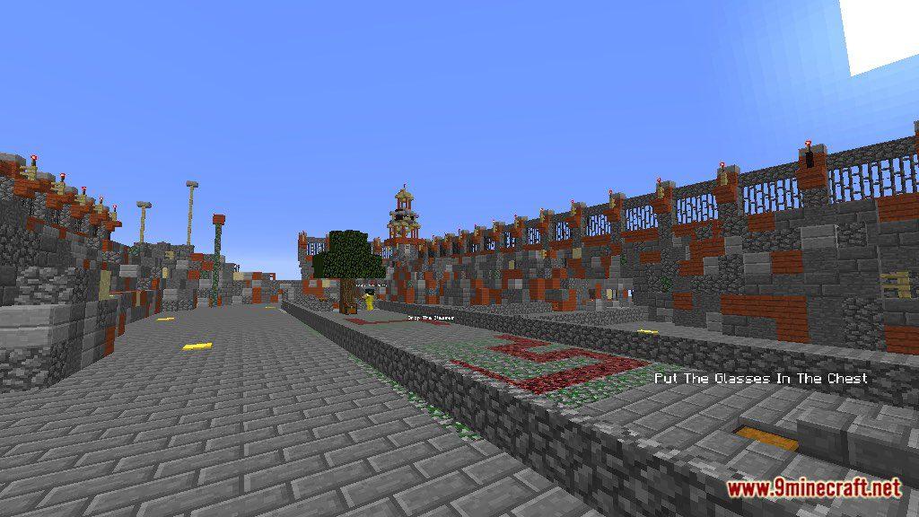 Unfair Prison Map Screenshots 4