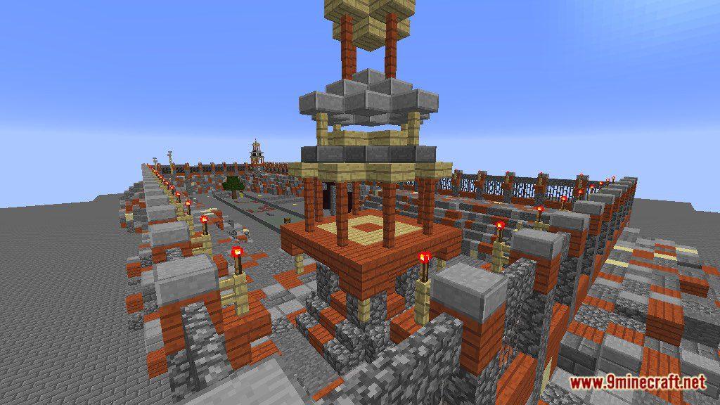 Unfair Prison Map Screenshots 5