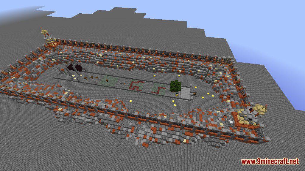 Unfair Prison Map Screenshots 6