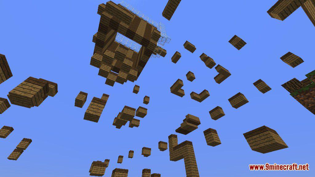 Wood parkour 2 Map Screenshots 10