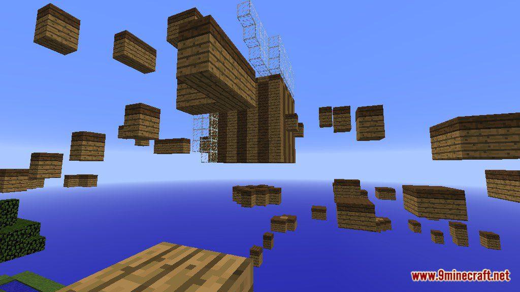 Wood parkour 2 Map Screenshots 11