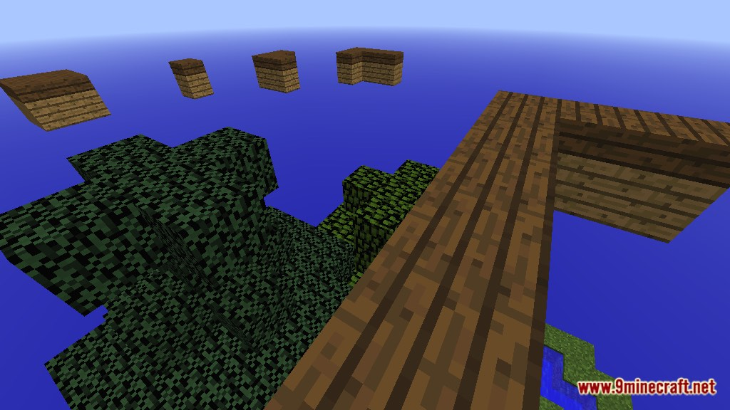 Wood parkour 2 Map Screenshots 12