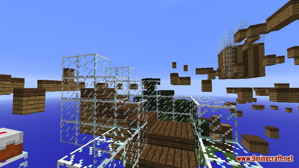 Wood parkour 2 Map Screenshots 2
