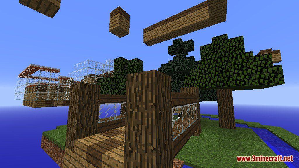 Wood parkour 2 Map Screenshots 3