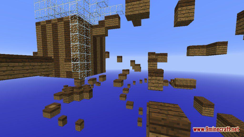 Wood parkour 2 Map Screenshots 4
