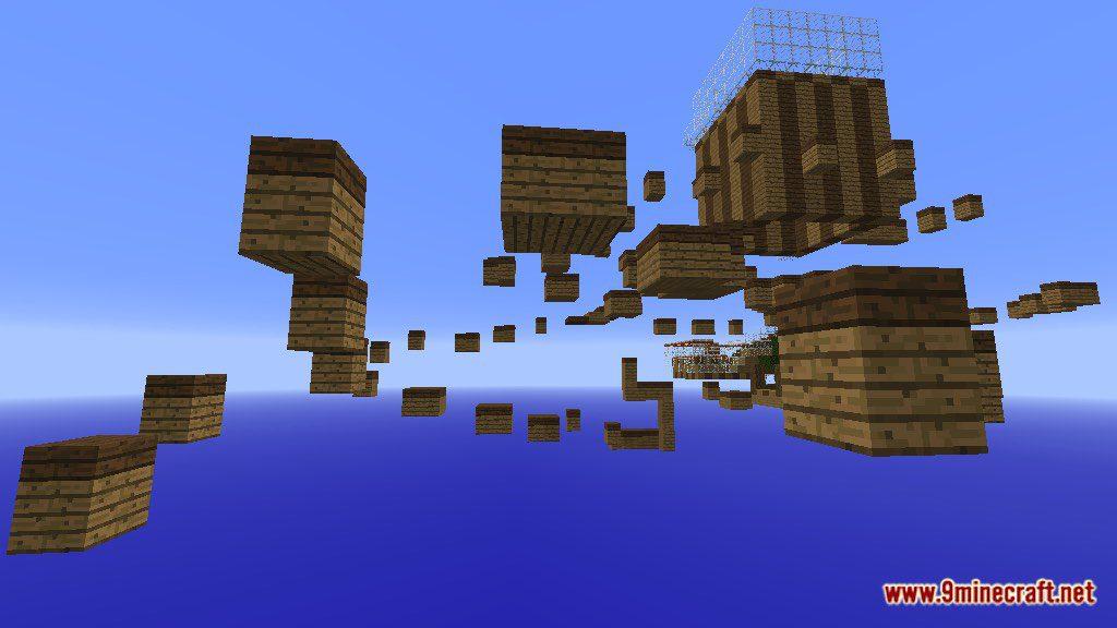 Wood parkour 2 Map Screenshots 7