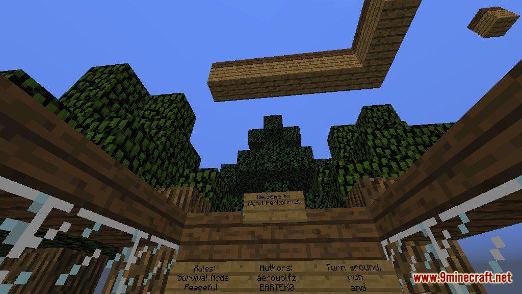 Wood parkour 2 Map Screenshots 8