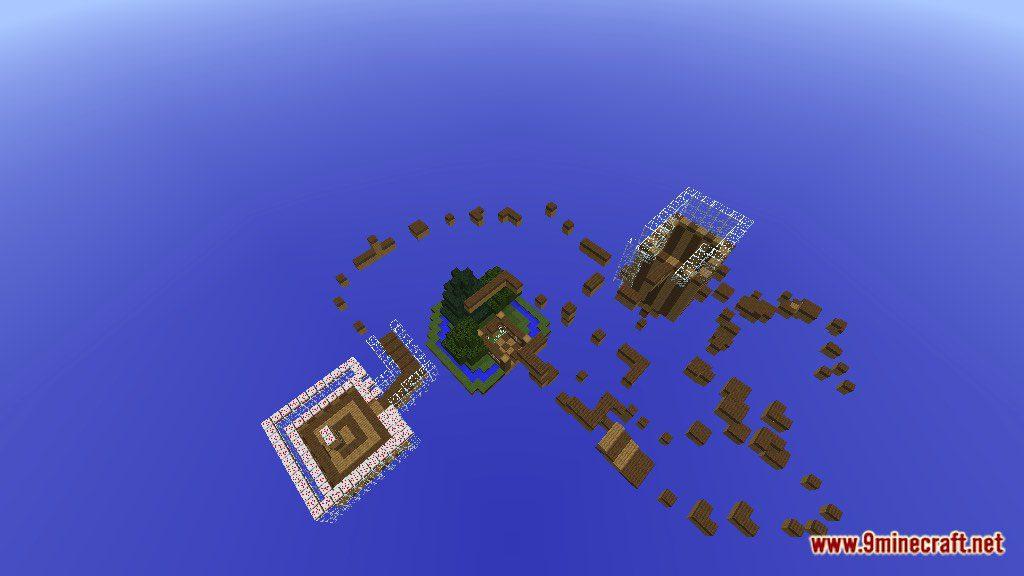 Wood parkour 2 Map Screenshots 9