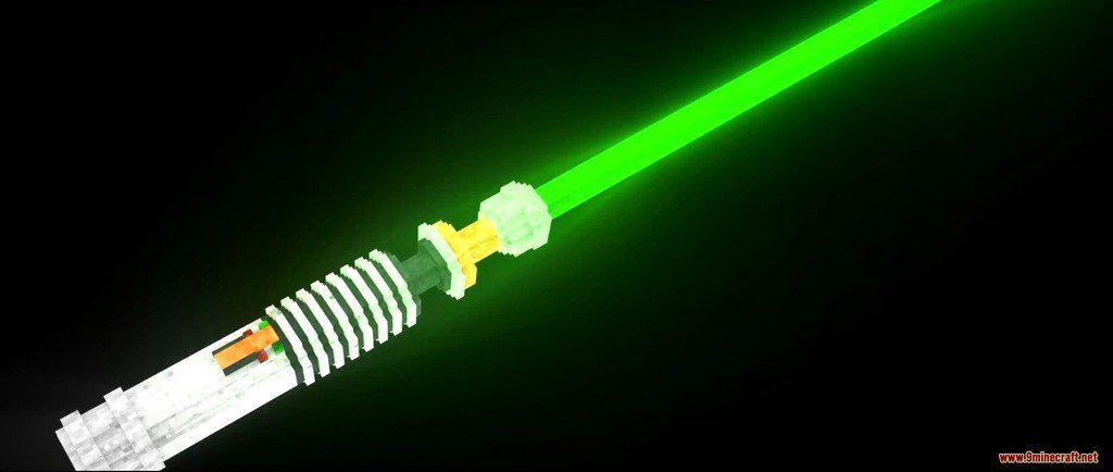 3D Lightsabers Resource Pack Screenshots 3