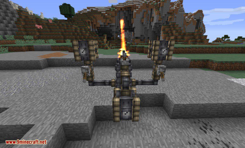 Prism Shards Minecraft Crafting