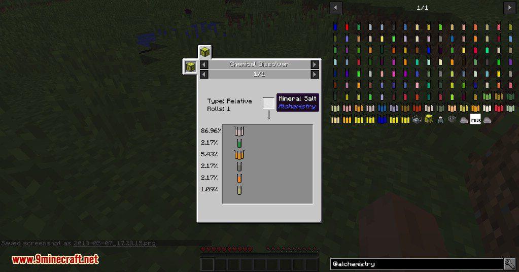 Alchemistry Mod Screenshots 1
