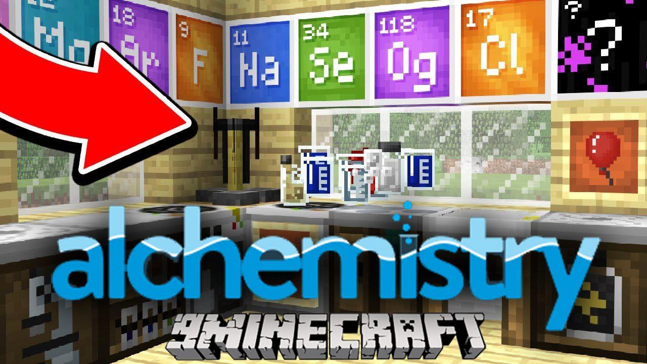 Alchemistry Mod
