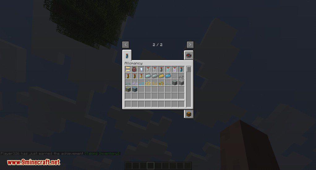 Allomancy Mod Screenshots 2
