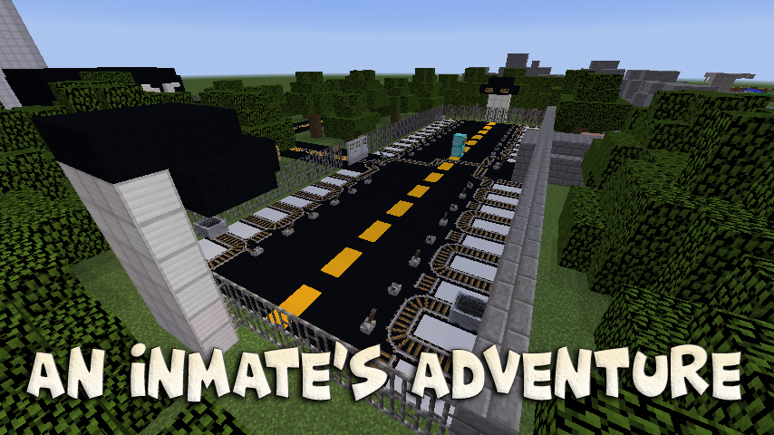An inmate's adventure Map Thumbnail