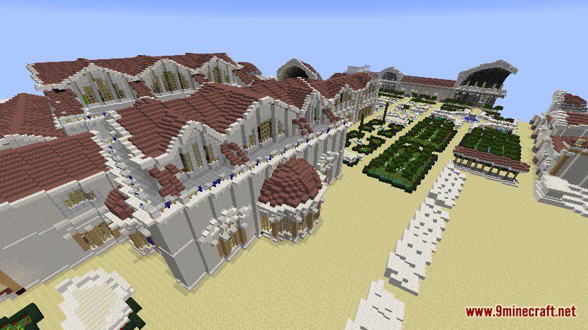 Angled Baths of Trajan Map Screenshots 1