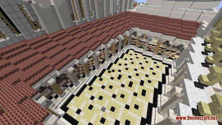 Angled Baths of Trajan Map Screenshots 11