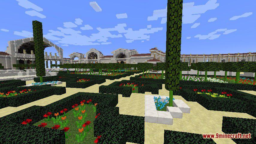 Angled Baths of Trajan Map Screenshots 12