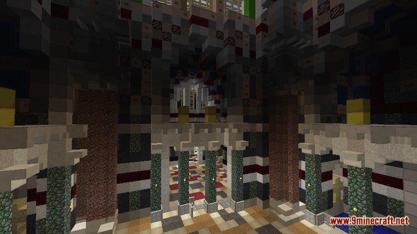 Angled Baths of Trajan Map Screenshots 6
