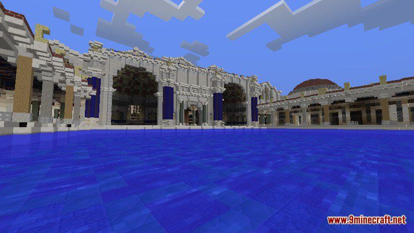 Angled Baths of Trajan Map Screenshots 9