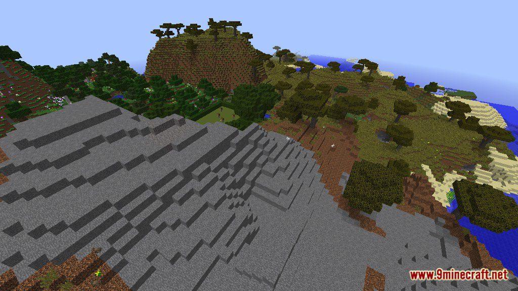 Archer Camp Map Screenshots 11