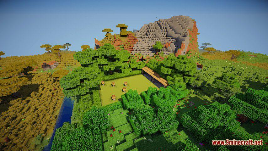 Archer Camp Map Screenshots 2