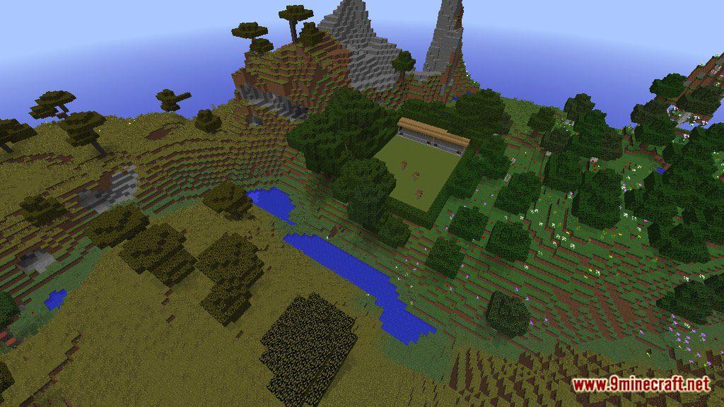 Archer Camp Map Screenshots 6