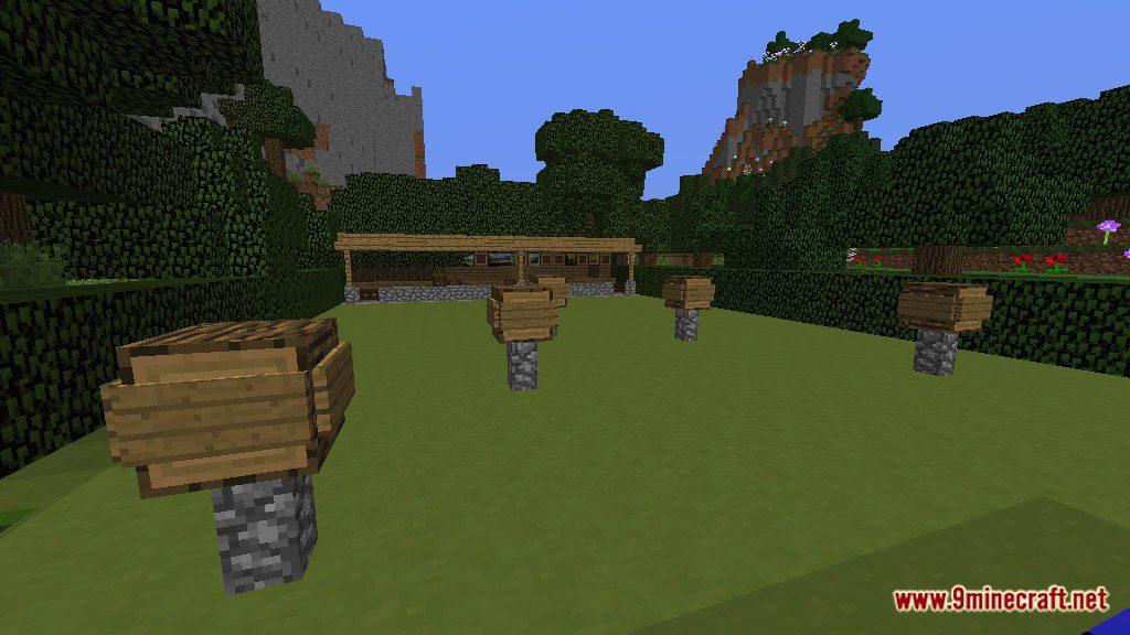 Archer Camp Map Screenshots 7