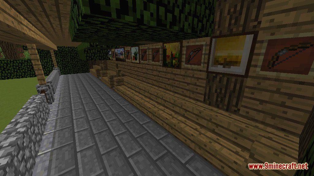 Archer Camp Map Screenshots 8