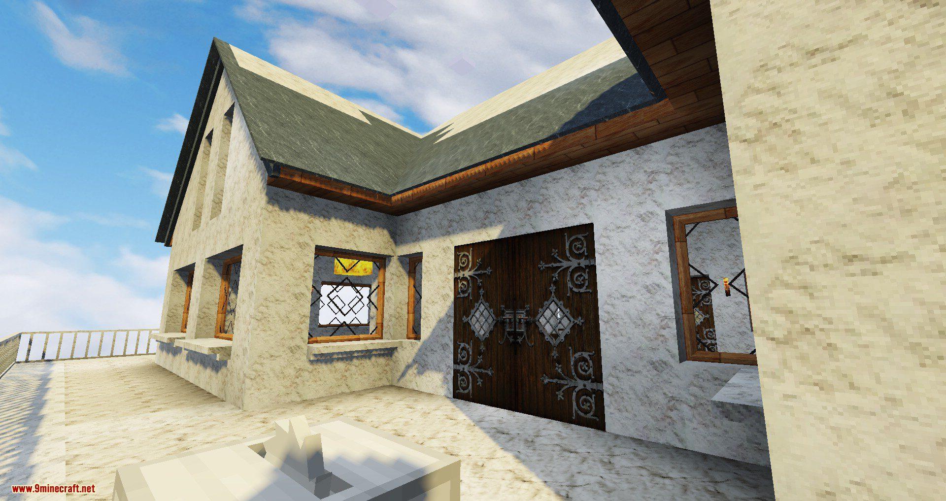ArchitectureCraft ElytraDev Mod Screenshots 13