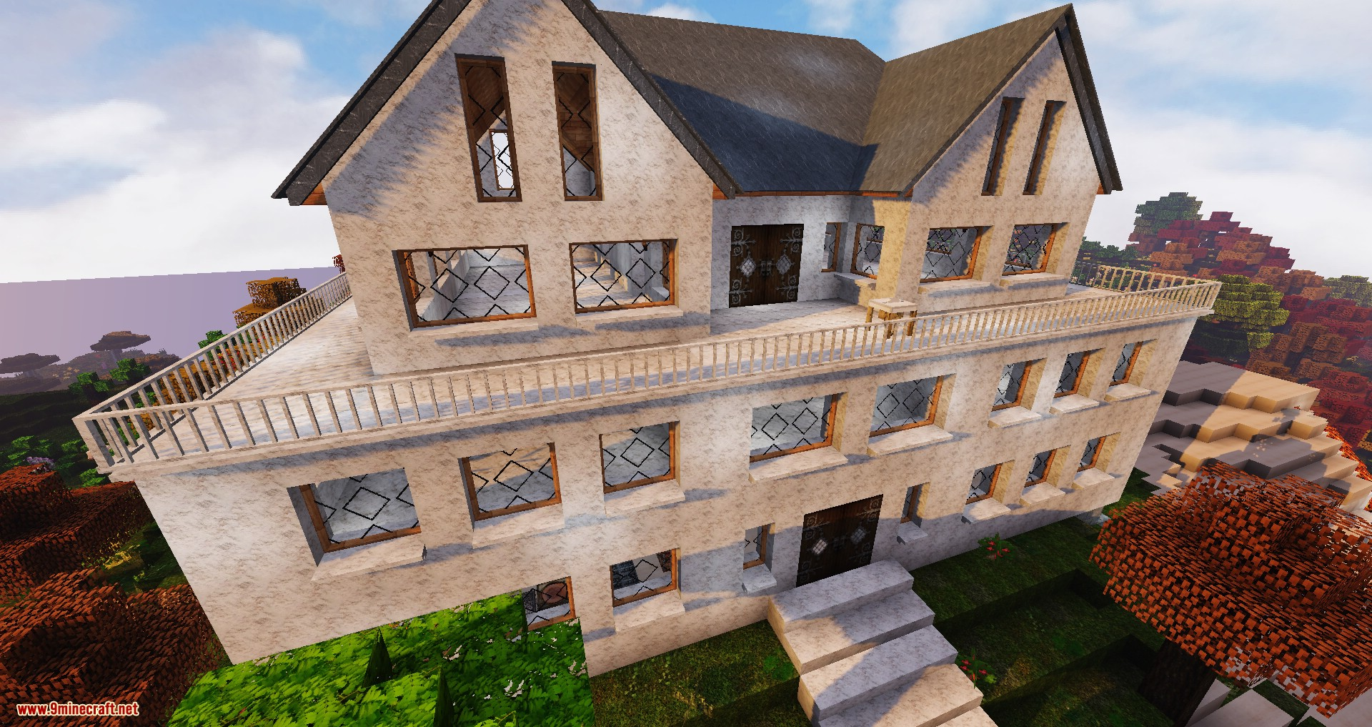ArchitectureCraft ElytraDev Mod Screenshots 14