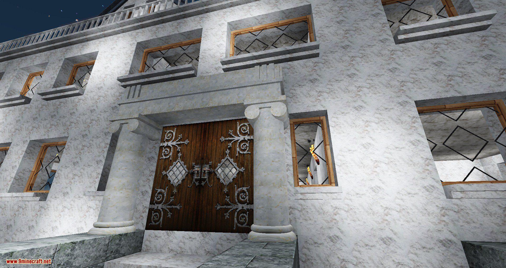 ArchitectureCraft ElytraDev Mod Screenshots 16