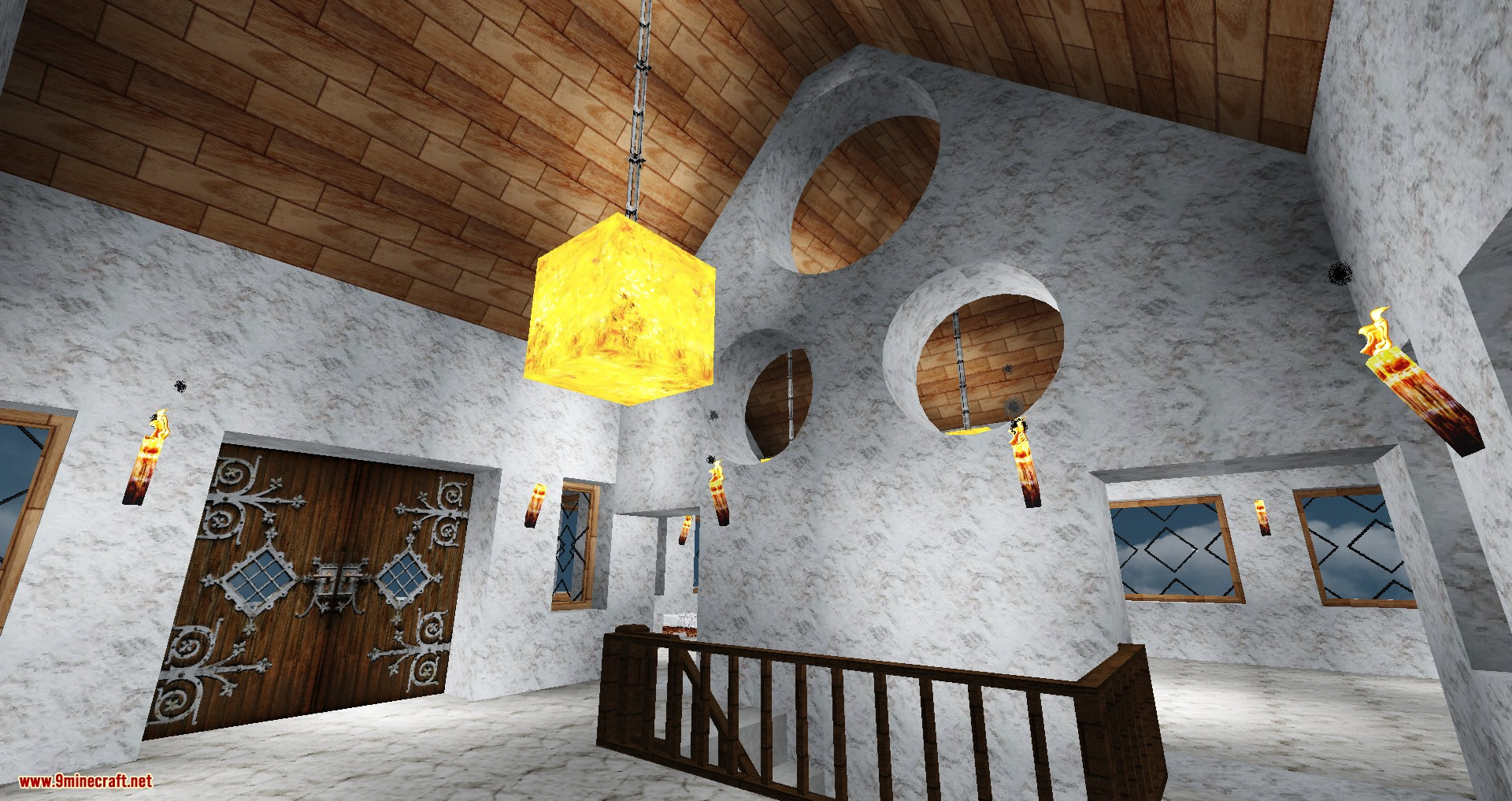 ArchitectureCraft ElytraDev Mod Screenshots 18