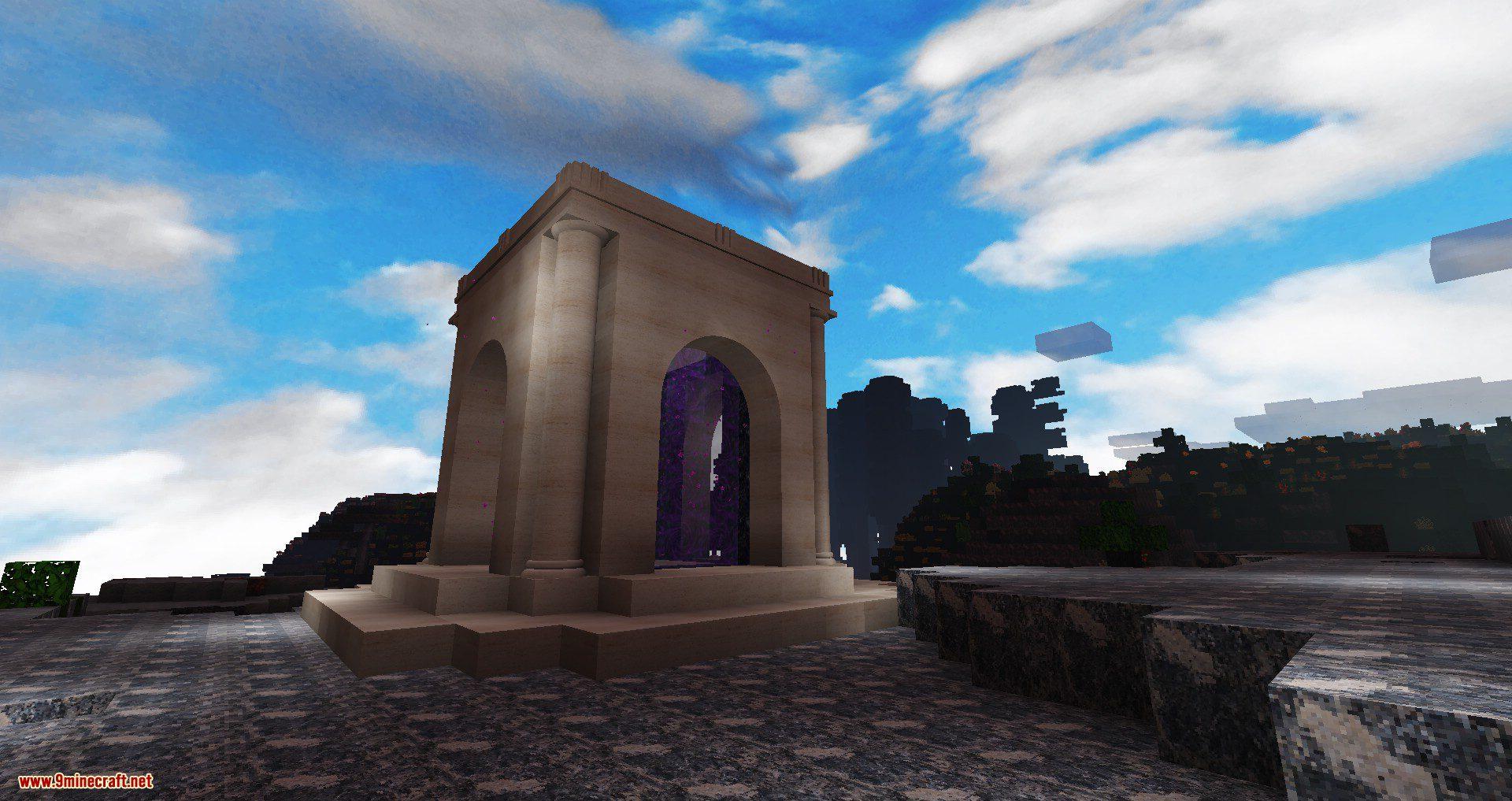 ArchitectureCraft ElytraDev Mod Screenshots 19