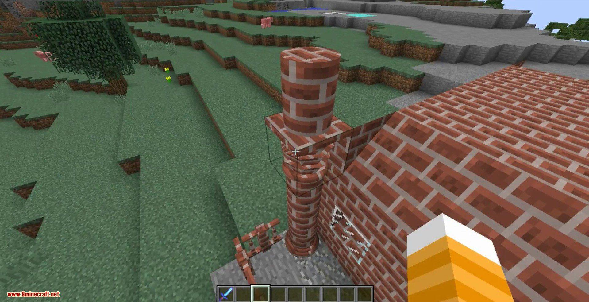 ArchitectureCraft ElytraDev Mod Screenshots 3