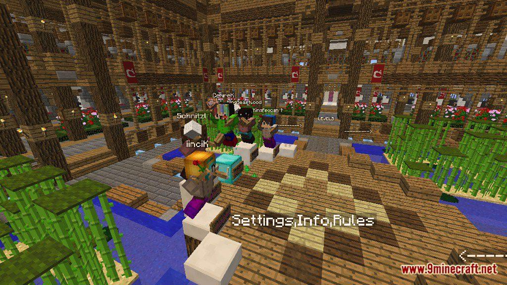 Big House- Little Buttons Map Screenshots 2