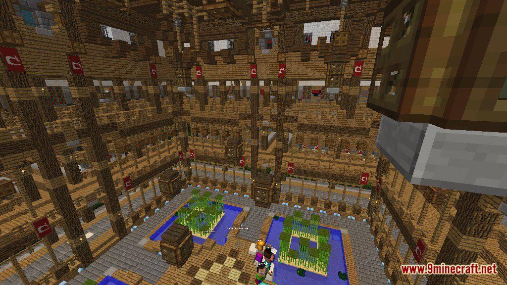 Big House- Little Buttons Map Screenshots 3