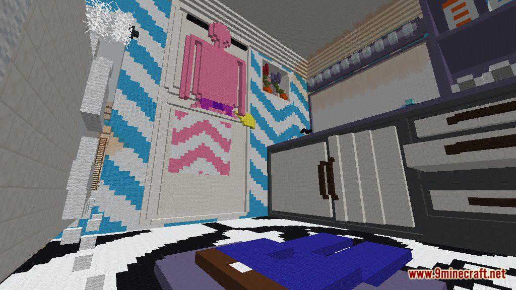 Big House- Little Buttons Map Screenshots 9