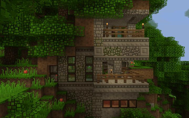 Block Pixel Resource Pack Screenshots 1